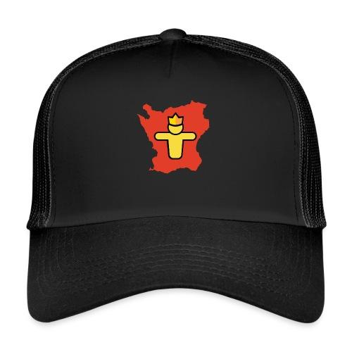 Turf Skåne symbol - Trucker Cap