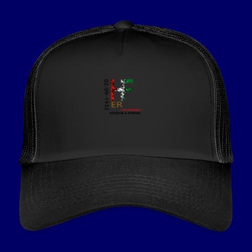 H&F ER - Trucker Cap