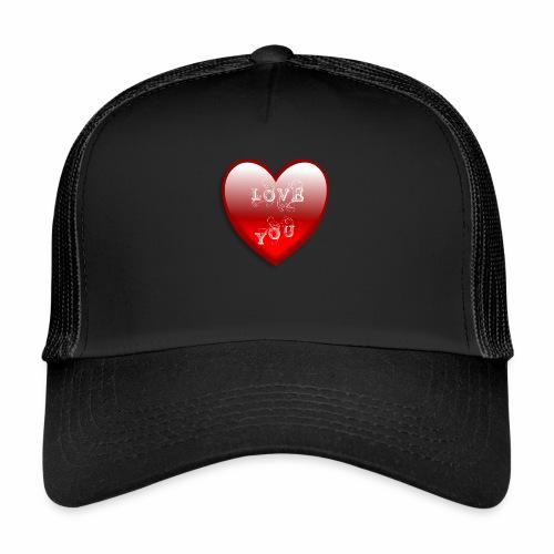 Love You - Trucker Cap