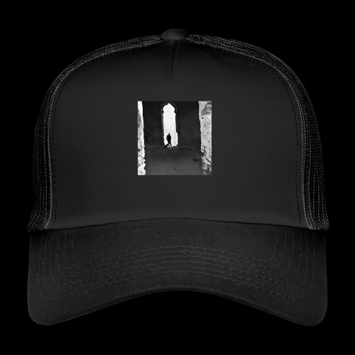 Misted Afterthought - Trucker Cap
