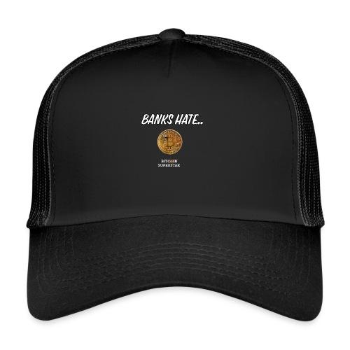 Baks hate - Trucker Cap