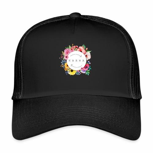 FLowerkarma - Trucker Cap