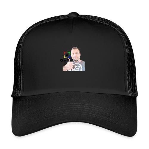 xsivgaming face - Trucker Cap