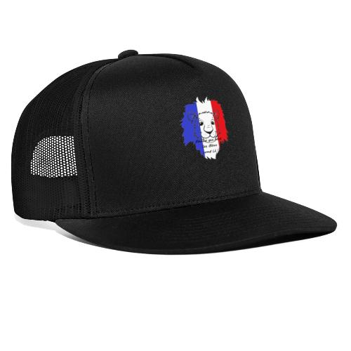 Lion supporter France - Trucker Cap