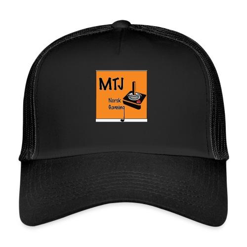 Mtj Logo - Trucker Cap