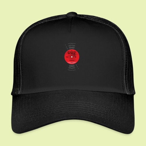 Record label - Trucker Cap