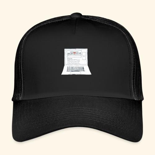 Laptop 20CENT Retail - Trucker Cap