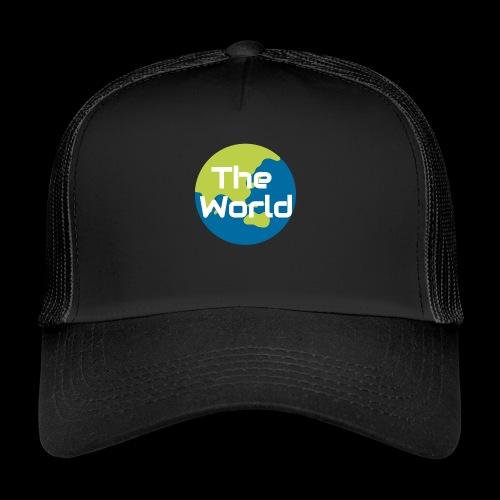 The World Earth - Trucker Cap