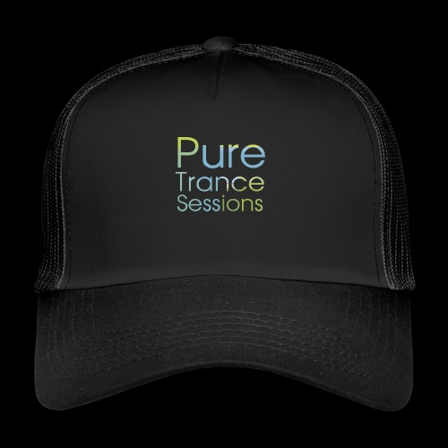 pts text hd - Trucker Cap