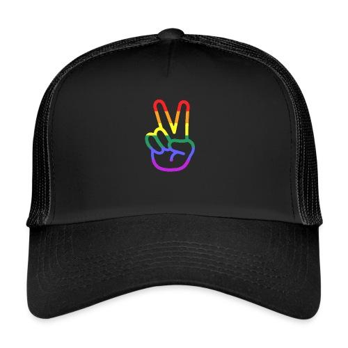 Peace Hand - Trucker Cap