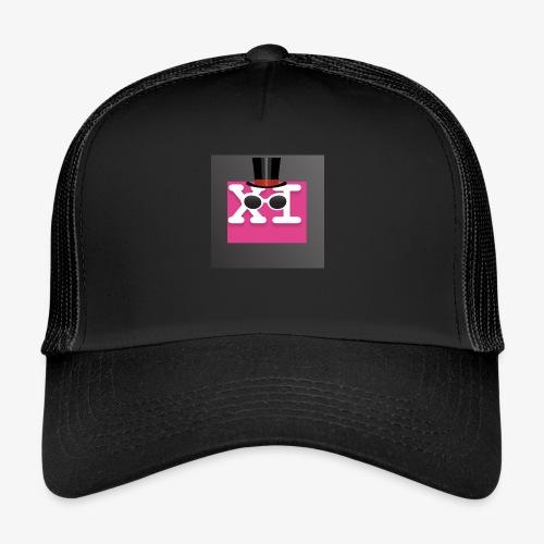 Our Fancy Logo - Trucker Cap