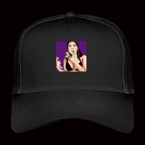 Weed Lady - Trucker Cap