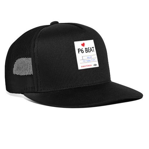P6 Beat de rigtige 90 - Trucker Cap