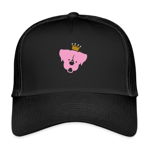 Prinz Poldi rosa - Trucker Cap