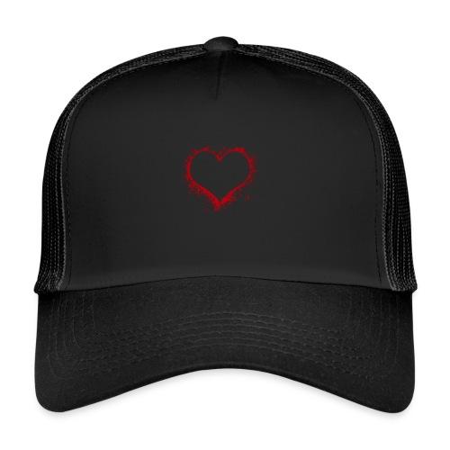 Herz/Heart - Trucker Cap
