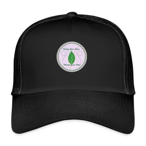 The Anti-Diet Lifestyle - Trucker Cap