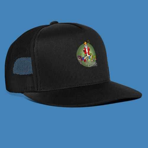 The Human Centipiet - Trucker Cap