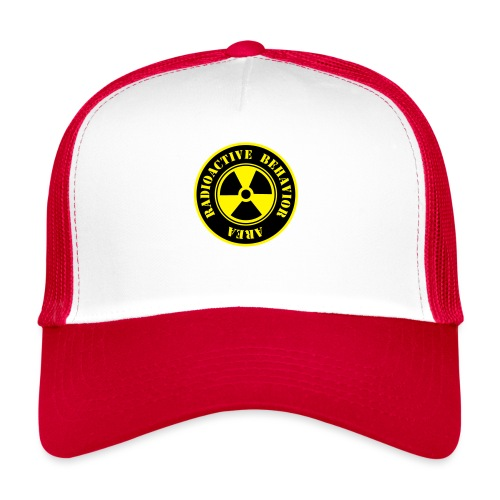 Radioactive Behavior - Gorra de camionero