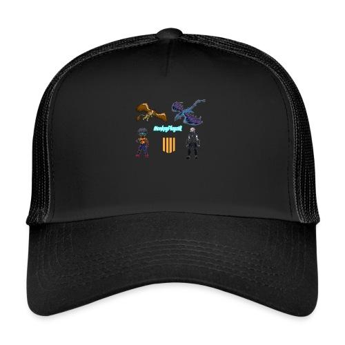 Het echte MonkeyPlaysNL Merch Shop - Trucker Cap