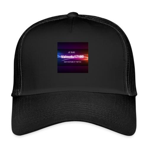 Valoudu17180twitch - Trucker Cap