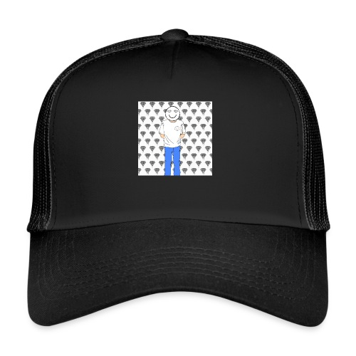 DJ ALESSIO - Trucker Cap