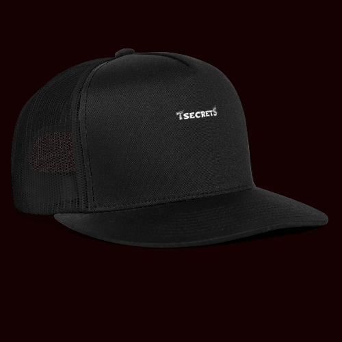 TsecretS white - Trucker Cap