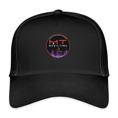 Logo MUSIC TIME 2020 - Trucker Cap