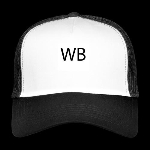 WB Logo - Trucker Cap