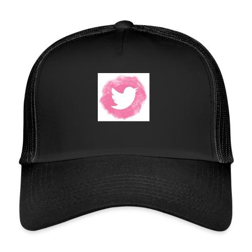 pink twitt - Trucker Cap