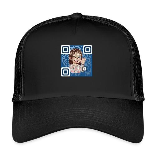 nattieQR - Trucker Cap