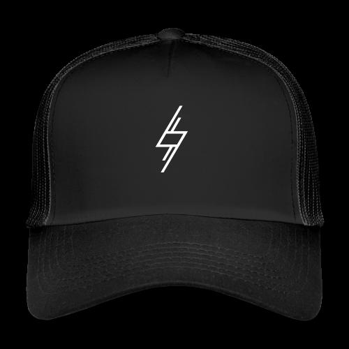 Sort T-Shirt - Trucker Cap