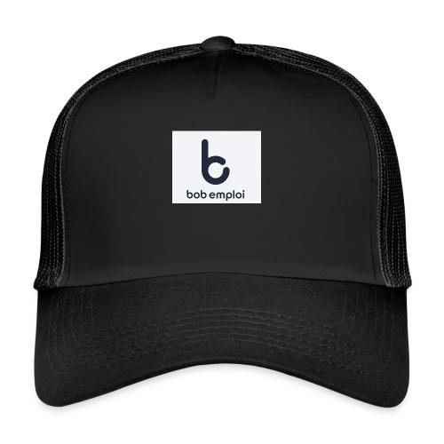 Logo_Bob_Emploi - Trucker Cap