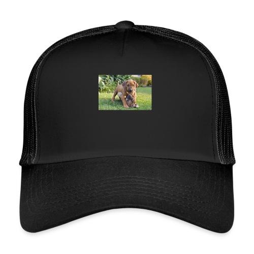 adorable puppies - Trucker Cap