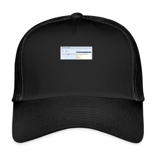 Certificates - Trucker Cap