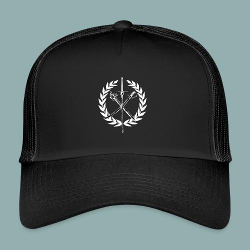 SNF Logo, dkl. Backgr. - Trucker Cap