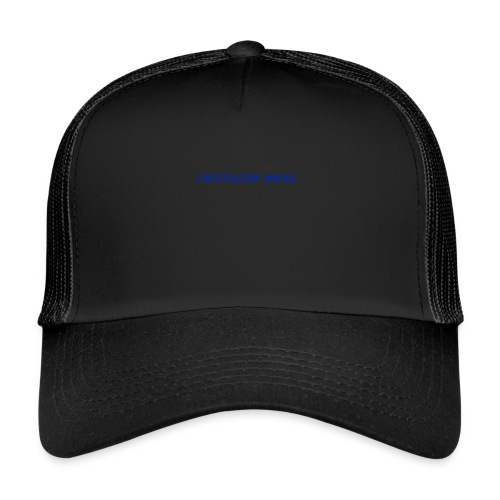 CAPITALISM ROCKS - Trucker Cap