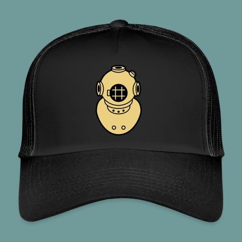 scaph_02 - Trucker Cap
