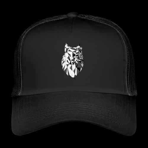 Polygoon wolf - Trucker Cap