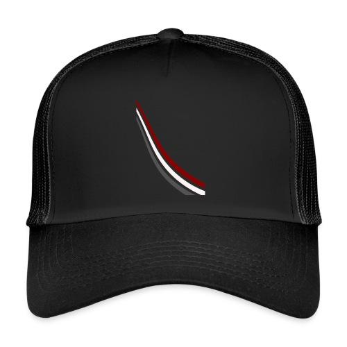 stripes shirt png - Trucker Cap