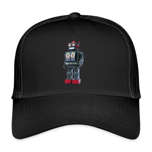 T-Shirt ROBOT - Trucker Cap
