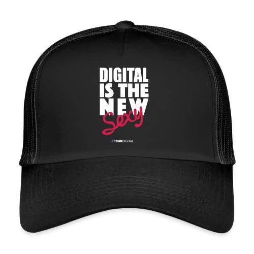 DIGITAL is the New Sexy - Trucker Cap