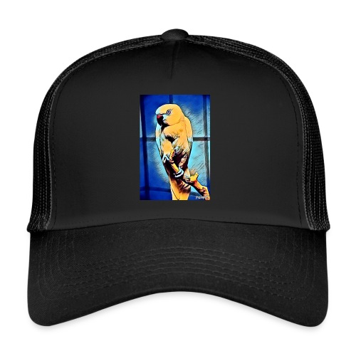 Bird in color - Trucker Cap
