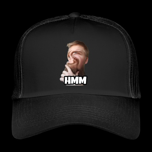 bloodiHMM - Trucker Cap