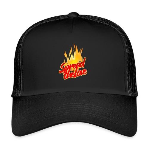spread png - Trucker Cap