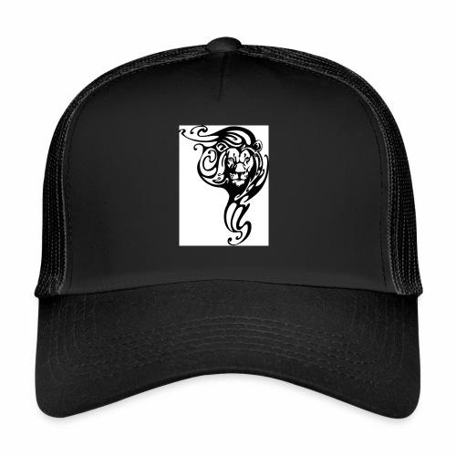 Leone tribale - Trucker Cap