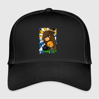 Holy Monkey - Trucker Cap
