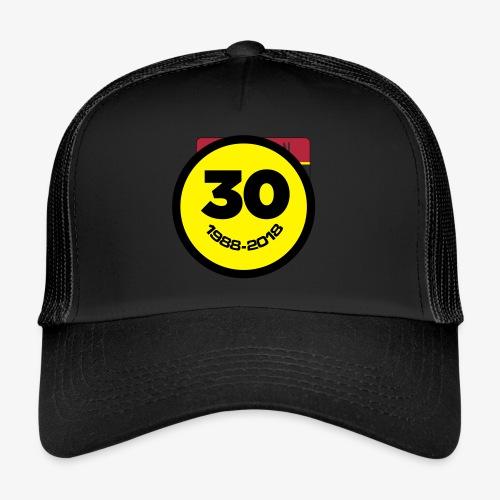 30 Jaar Belgian New Beat Smiley - Trucker Cap