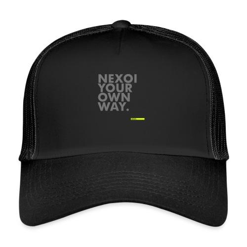 Backpack Newman collection - Trucker Cap