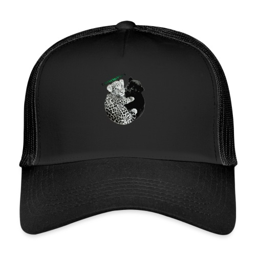 panther jaguar Limited edition - Trucker Cap