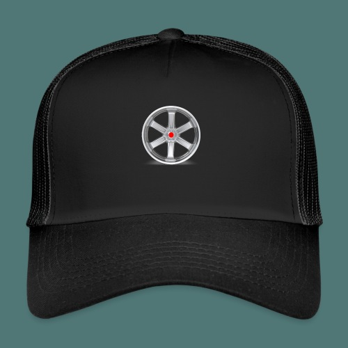 Fälg Silver - Trucker Cap